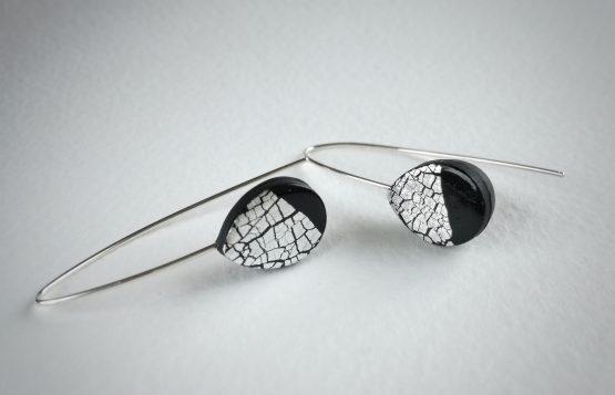 Pedientes de arcilla polimerica y plata